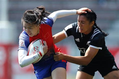 china gain experience  sevens heavyweights asia rugby