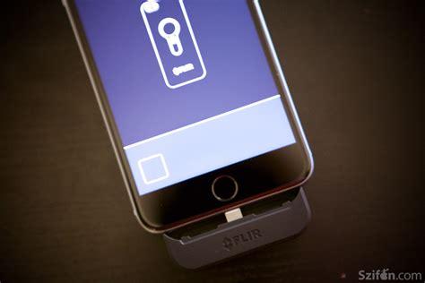 flir for iphone kipr 243 b 225 ltuk flir one hőkamera iphone 5 233 s iphone 5s