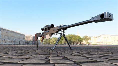 Heavy Sniper Rifle autodesk Online Gallery