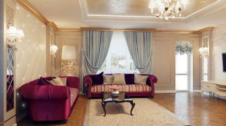 ruang tamu mewah bergaya modern minimalist idcom