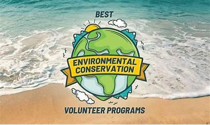 Conservation Programs Environmental Abroad Volunteers Emergency Eco
