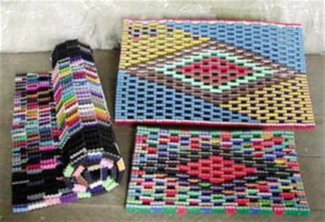 Recycled Flip Flop Doormat by Eco Friendly Doormat Made Of Recycled Flip Flop Sandal
