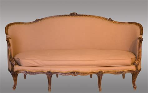 antique louis xv canapé for sale at pamono