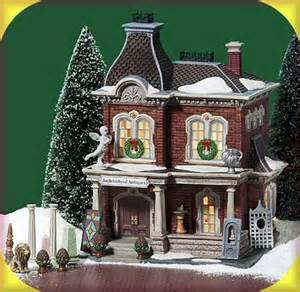 department 56 in the city retired architectural antiques utube new department dept 56