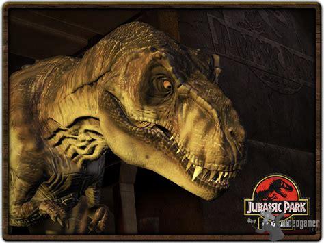 jurassic park  game screenshots  pc mac