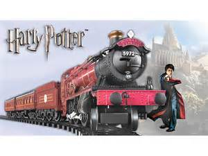 Harry Potter Hogwarts Express Train