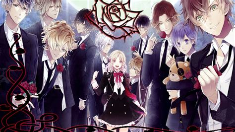 add anime diabolik lovers 2 diabolik lovers anime de viros sensualidad y