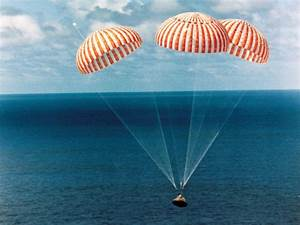 Apollo 11 Landing in Ocean (page 3) - Pics about space