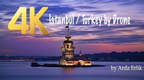 istanbul turkey  drone youtube