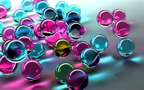 Glass Balls Wallpapers