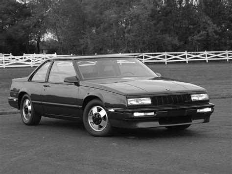 Buick Lesabre Custom T Type Coupe 198789