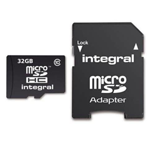 Carte Mémoire Micro Sd Carte M 233 Moire Micro Sd 32 Go