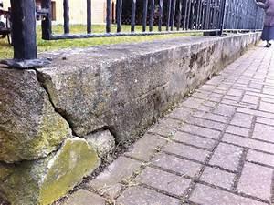 Alte Ziegelmauer Sanieren : grundwissen gartenmauer ~ A.2002-acura-tl-radio.info Haus und Dekorationen