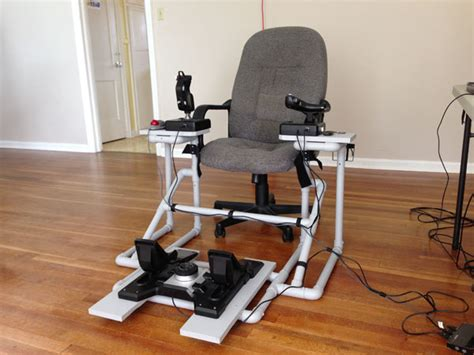 5 modifications for a diy hotas chair for reality