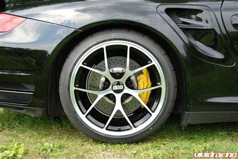 porsche bbs wheels porsche 997 turbo rockin the new bbs fi wheels vivid