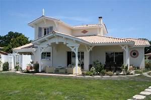 Style De Maison : constructeur de maison individuelle bassin d 39 arcachon ~ Dallasstarsshop.com Idées de Décoration