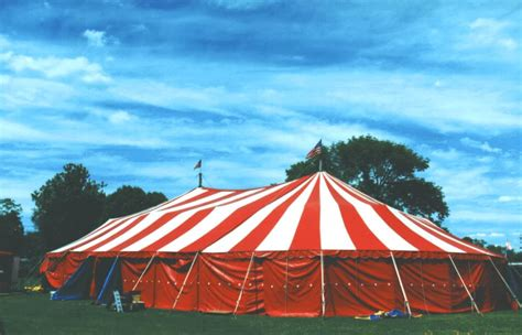 Bid On Travel Tom Savio The Circus Big Top Ontravel