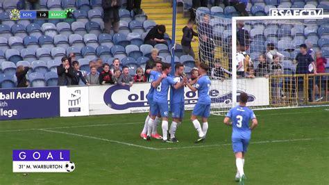 Match Highlights | Stockport County 1-3 Blyth Spartans ...