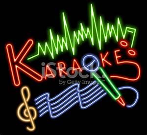 Karaoke Neon Stock s Free