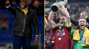 Crouch On Berahino And Liverpool  Super Cup Reaction  Campbell Exits Macclesfield