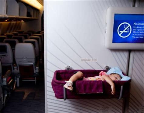 siege avion occasion voyager avec bébé en avion