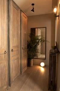 les 259 meilleures images a propos de deco couloir hall ou With good quelle couleur avec le gris 9 papier peint pour couloir comment faire le bon choix