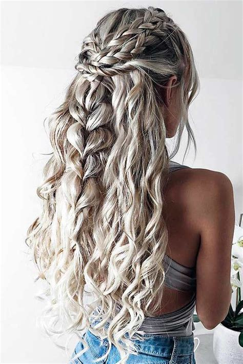 ideas  party hairstyles  pinterest party