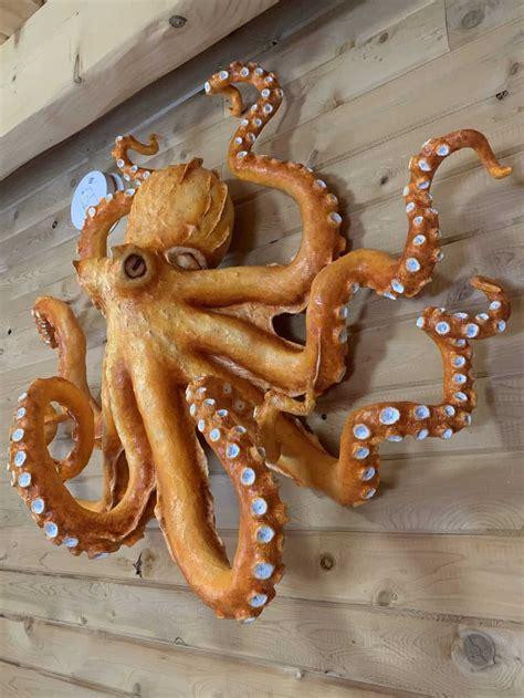 paper mache octopus ultimate paper mache