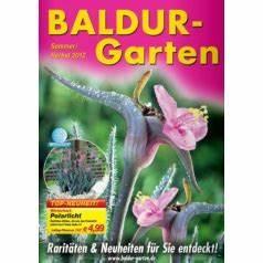 baldur garten katalog katalog With französischer balkon mit baldur garten katalog bestellen