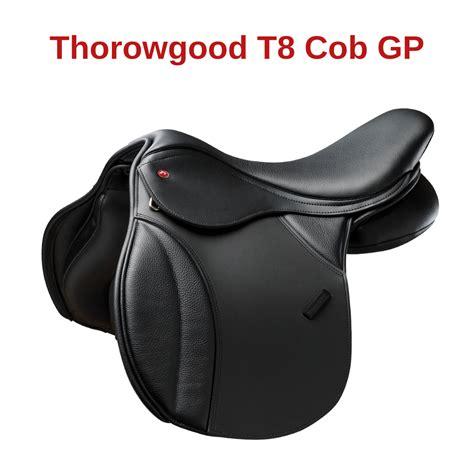 cob saddle low horse withered build saddles thorowgood gp round