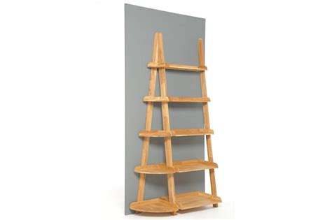 5 Corner Shelves In Oak