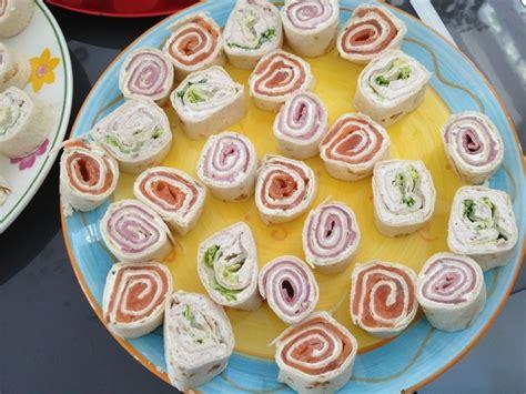 cuisiner thon frais recette de wrap apéro la recette facile