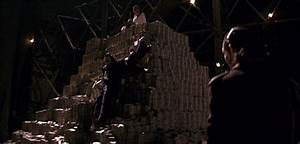 How much money did the Joker burn in The Dark Knight, and ...