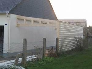 Garage Ossature Bois : ossatures bois archives david bernard menuiserie et ~ Melissatoandfro.com Idées de Décoration