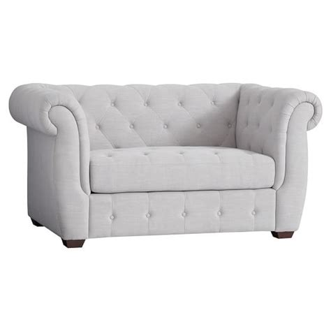 chesterfield chair half sleeper pbteen