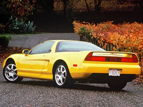 nsx  st generation nsx acura  carlook