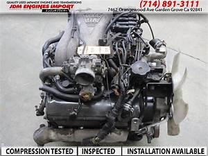 Jdm Mitsubishi Montero Sport V6 3 0l Sohc Non Turbo Engine