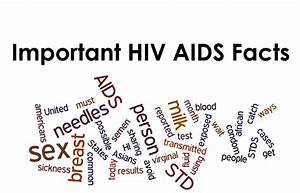 13 Important HIV AIDS Facts - A1FACTS