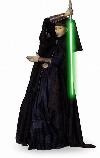 Unduli Luminara Wars Star Jedi Cosplay Starwars