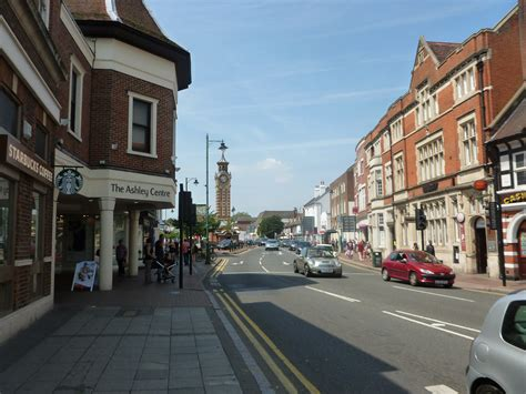 Image Gallery epsom town