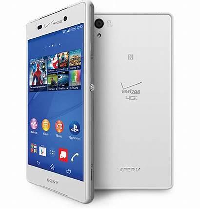 Xperia Z3v Sony Verizon Wireless Z2 Embedded