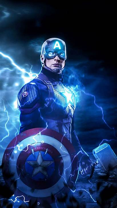 Hammer Iphone Thor Captain America Lift Wallpapers