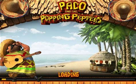 play paco   popping peppers video slot  betsoft