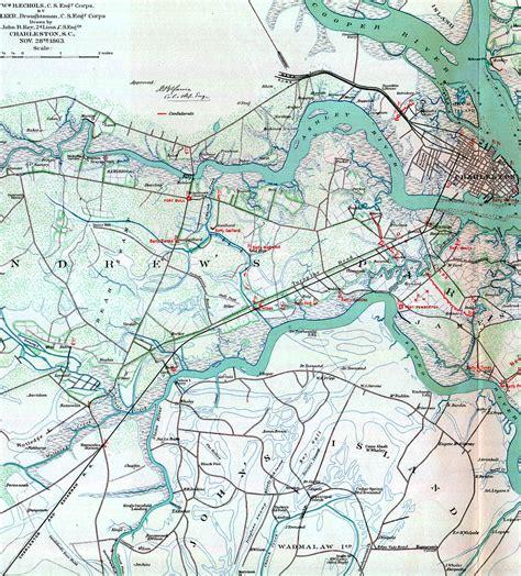 Charleston Railroads