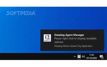 Datadog Agent Manager screenshot #0