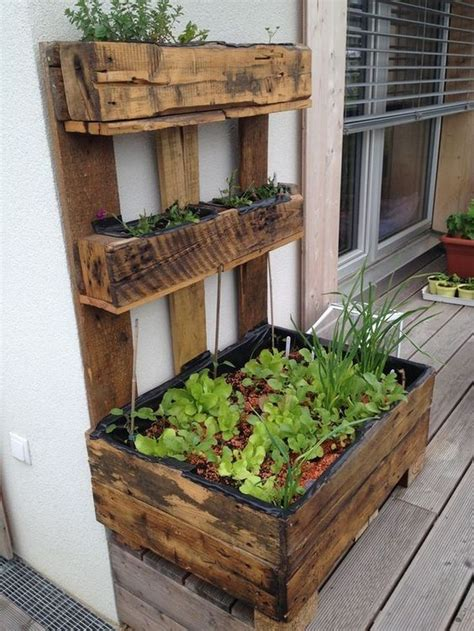 easy diy ideas  repurpose  pallets wood