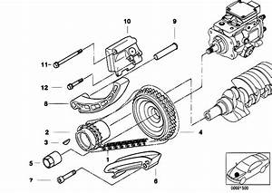 Original Parts For E39 520d M47 Touring    Engine   Timing