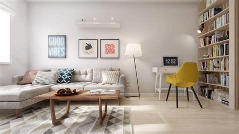 scandinavian livingroom a midcentury inspired apartment with scandinavian tendencies