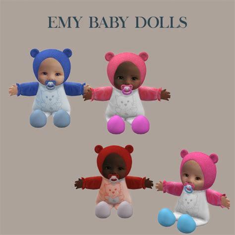 baby dolls  leo sims sims  updates