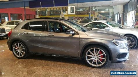 This affects some functions such as contacting salespeople, logging in or managing your vehicles for sale. Mercedes-benz GLA for Sale in Australia